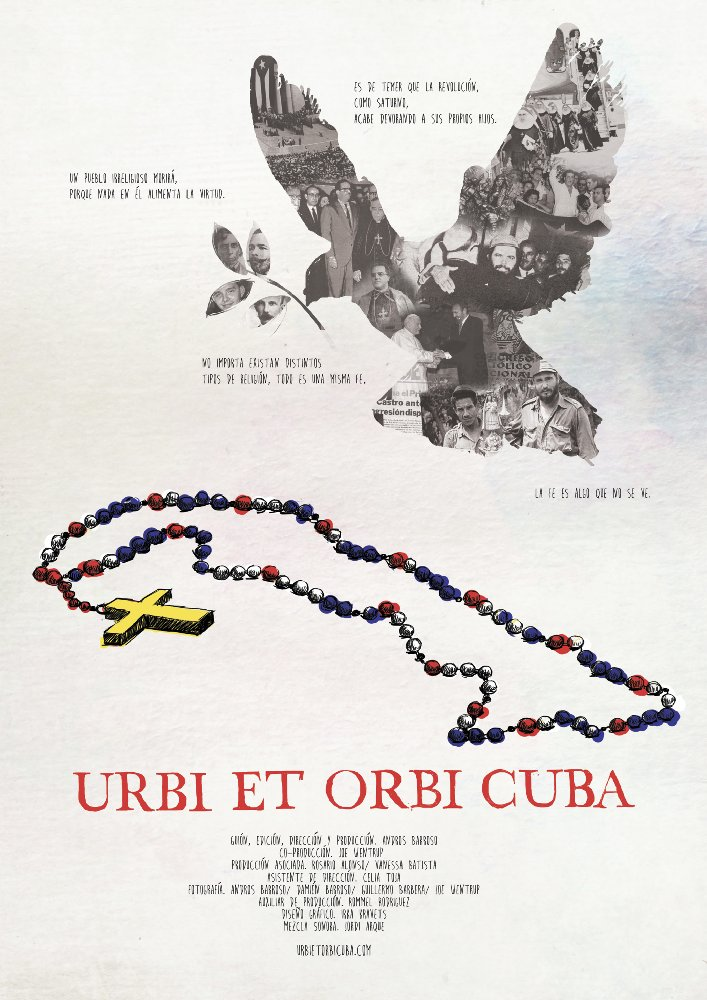 urbi et orbi cuba religion today filmfestival. Black Bedroom Furniture Sets. Home Design Ideas